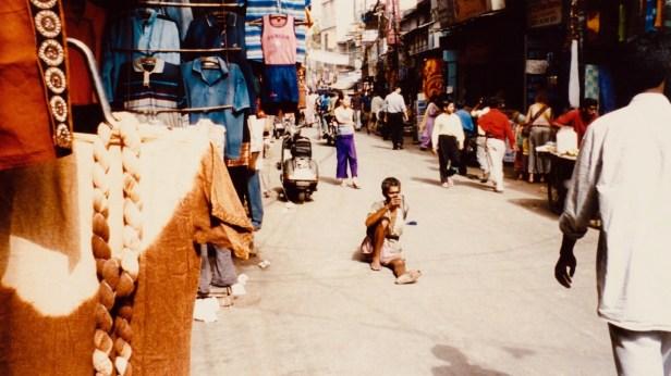 Paharganj New Delhi India.