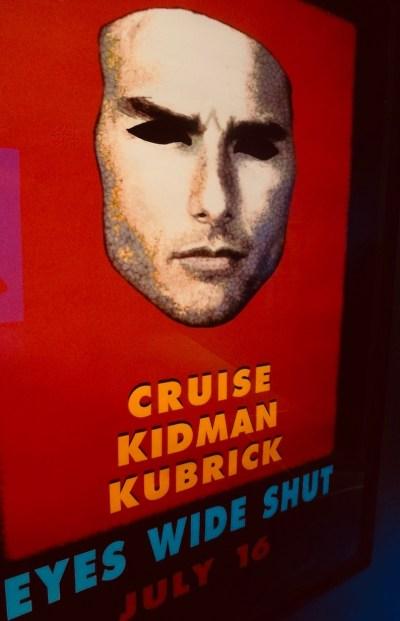 Eyes Wide Shut promo poster Eye Film Museum.