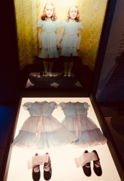 The Shining Twins' costumes Eye Film Museum Amsterdam.