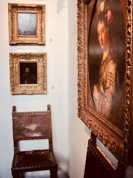Visit Rembrandt House Museum.