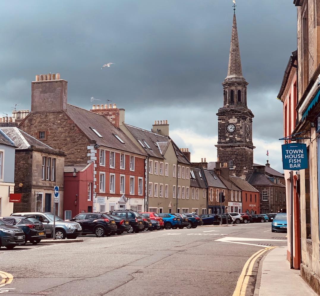 Visit Haddington East Lothian Scotland.