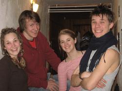 Rachel's band