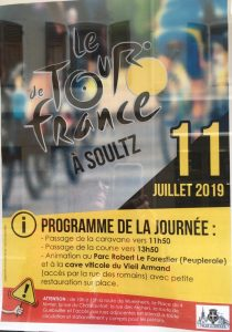 2019 Tour de France Stage 7 Program