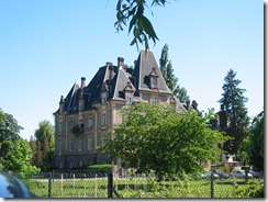 Our school's iconic French chateau