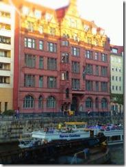 Jerusalem Gemeinde - ground floor on the right