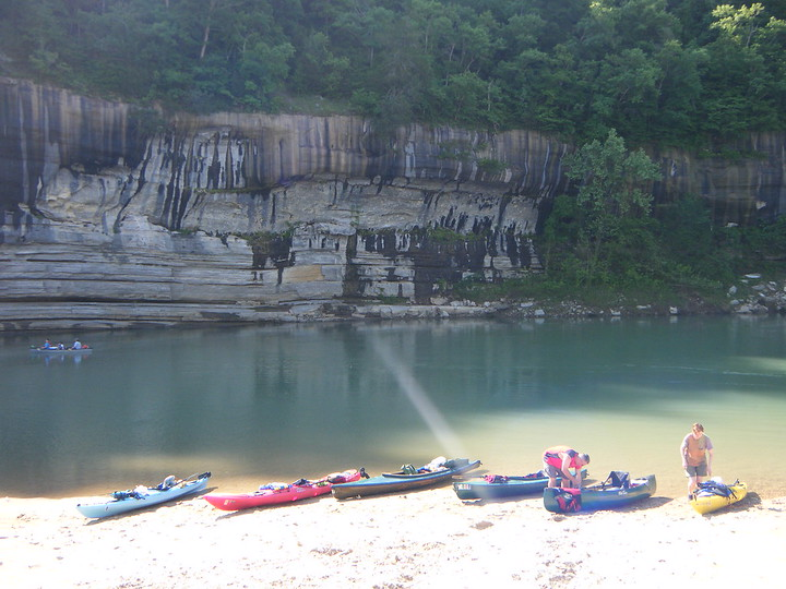Buffalo River Kayaking: 3 Day Float Trip | Campfires & Concierges
