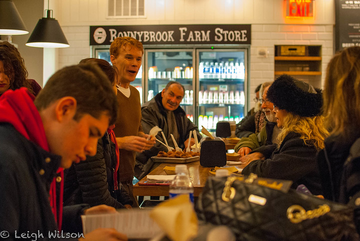 Chelsea Market Food Tour: Where to Eat in NYC | Campfires