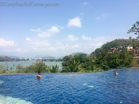 Westin Siray Bay Resort & SpaHorizon Pool