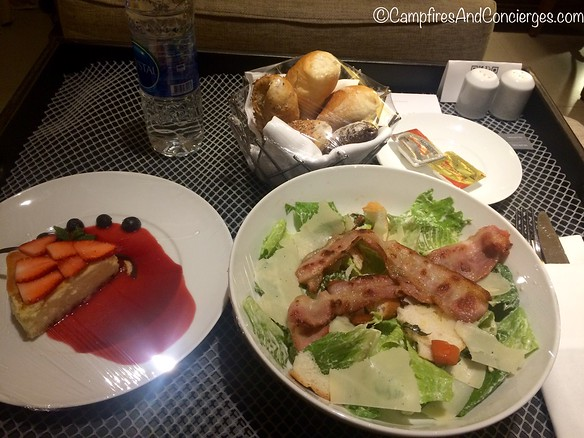 Westin Siray Bay Resort & SpaRoom Service Dinner