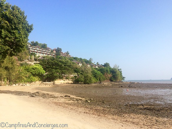 Westin Siray Bay Resort & SpaBeach at Low Tide