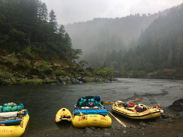 Rogue River Rain