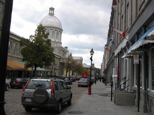 Vieux Montreal