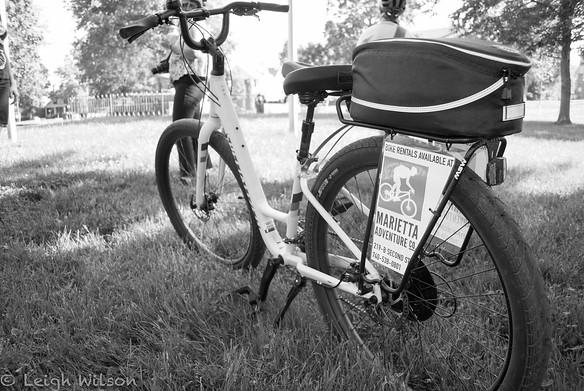 Historic Bike Tour with Marietta Adventure Company