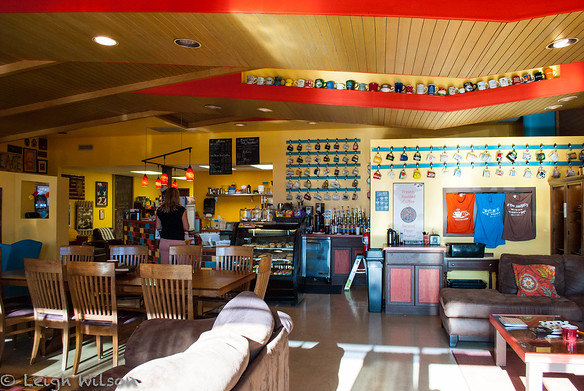Sweet Tea's Coffee Shop