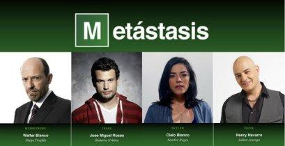 Breaking Bad uitgekeken maar je wilt meer? Dat kan: Metástasis!   metastasis-cast