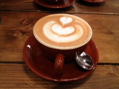 London: Vintage & Coffee | ginger-and-white-2