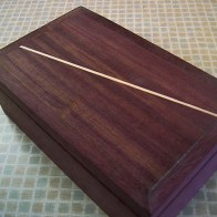 Purpleheart Box