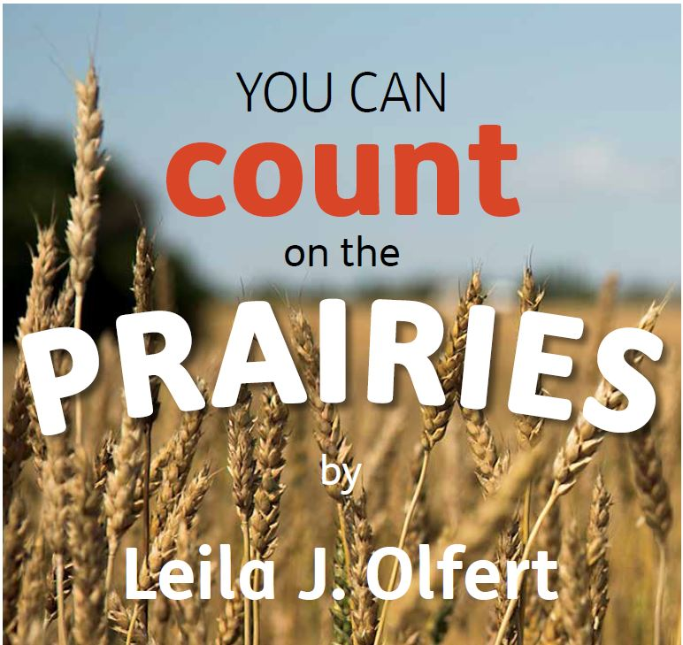 You Can Count on the Prairies, children's book