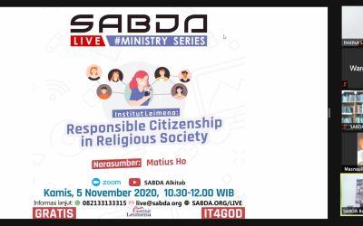 Kewarganegaraan yang Bertanggungjawab dalam Masyarakat Religius