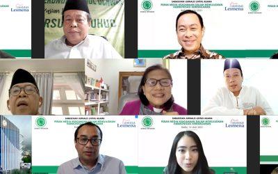 """710 Peserta Antusias Hadiri Webinar """"Peran Media Keagamaan dalam Mewujudkan Harmonisasi Keberagaman"""""""