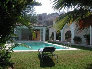 [English] Ref. 2975 piscina desde enfrente