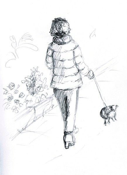 Zeichnungen und Illustrationen  Seite 3  leineweberdesign
