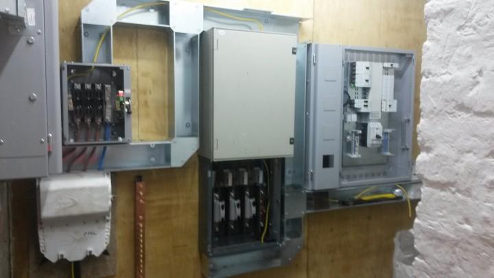 Bridge Wiring Diagram Rail Projects Lightning Electrical Installations Ltd