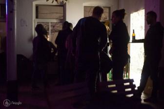 A party. (Photo © Stefan Hopf)