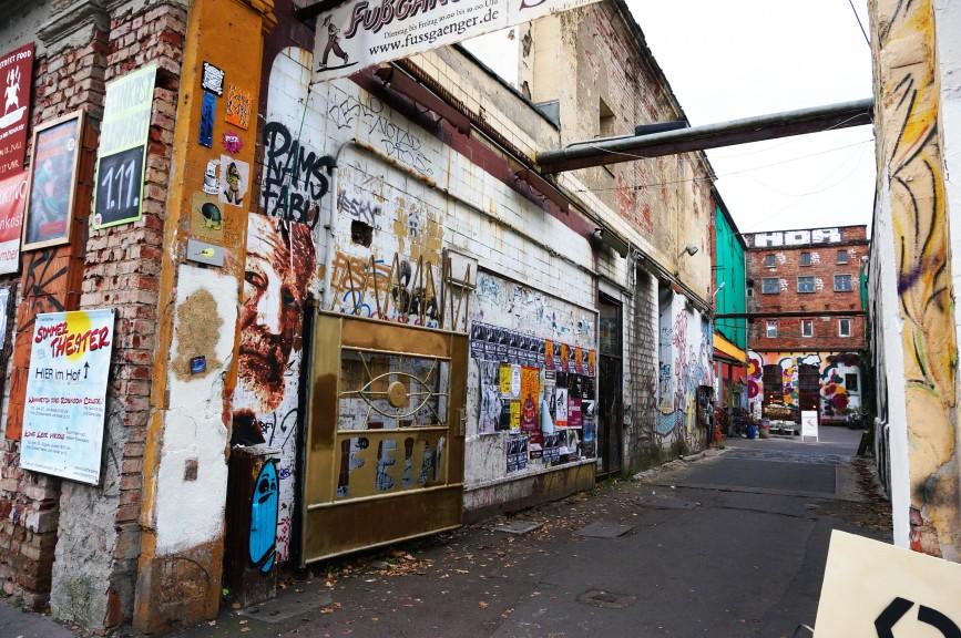 Feinkost in Leipzig Südvorstadt. Photo courtesy of Eva Lee.