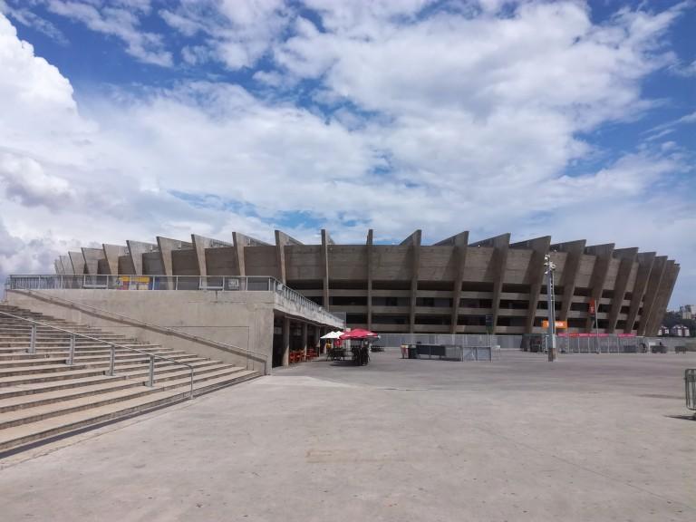 Mineirão Stadium, Belo Horizonte. (Photo: Daniel Leon)