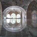 The Golestan Palace in Tehran, capital of Iran. Photo © Anne-Coralie Bonnaire