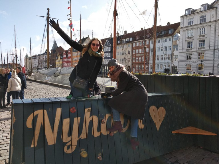 Nyhavn, Copenhagen. (Photo: Chrissy Orlowski)