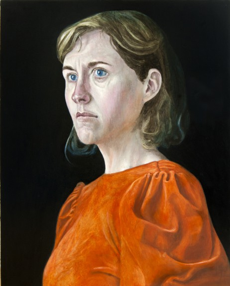 Das Modell - Die Akademikerin, 2018 © Michiel Frielink