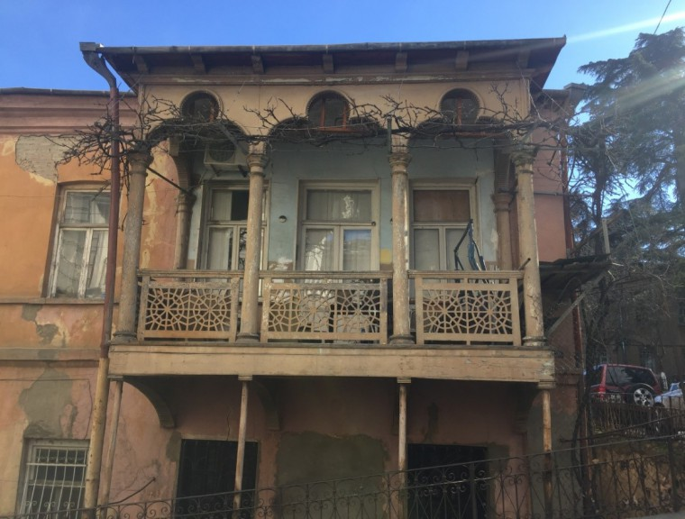 Hostel in Tbilisi, Georgia