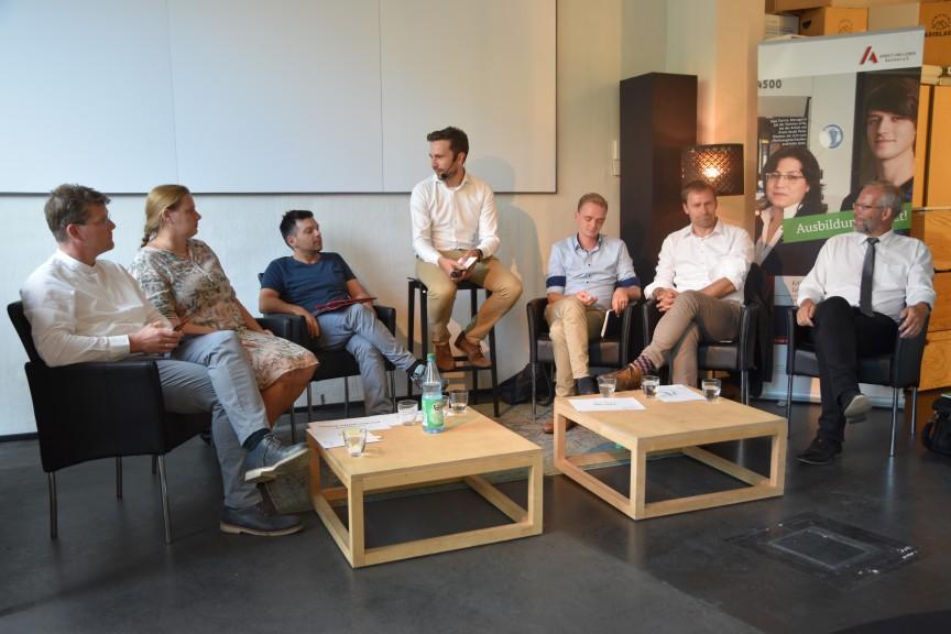 Saxony Elects debate