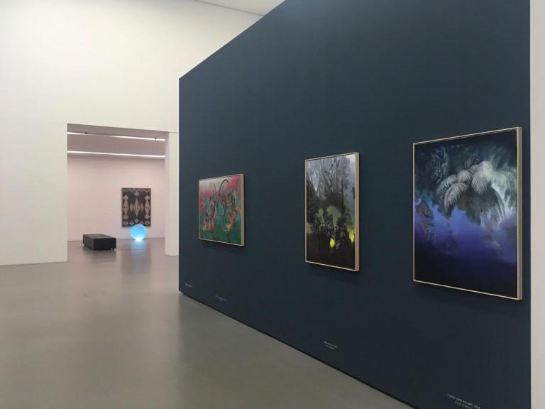 Isabelle Dutoit VOIX, Museum der bildenden Künste Leipzig, 2019