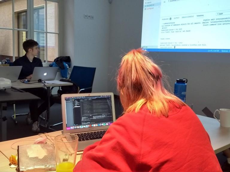 Code Camp Leipzig class