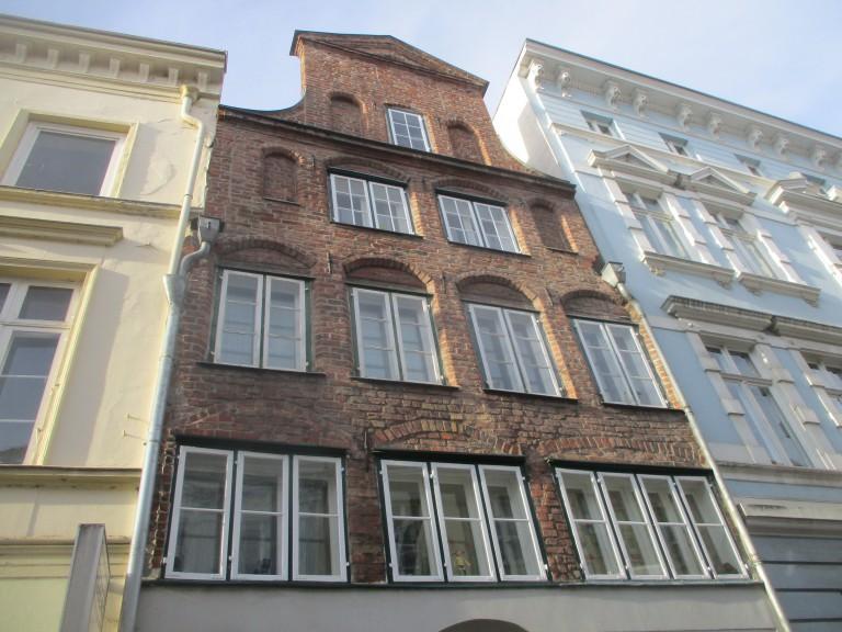 Lübeck façades