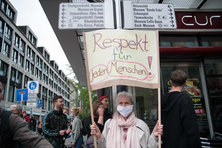 Black Lives Matter Leipzig