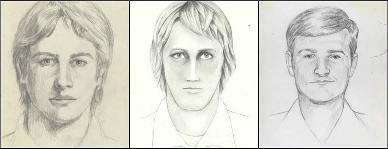 East Area Rapist police sketches