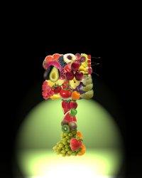 Fruit Lamp | Leira's Portfolio