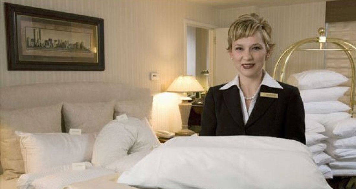 6 Concierge de hotel con servicios exclusivos