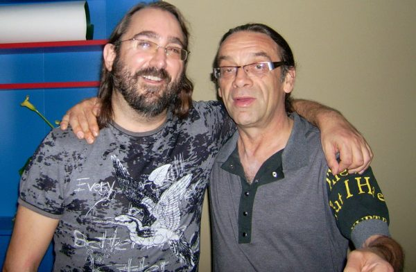 Mark Leiren-Young & Paul Crepeau