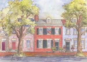 Georgian - Philadelphia Historic District, Pennsylvania