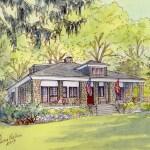 House portrait of Craftsman in Bethesda MD