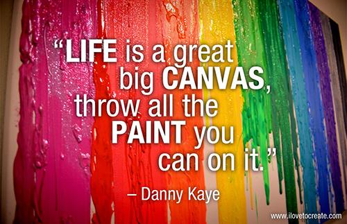 The Joy of Creating!