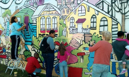 Del Ray Mural