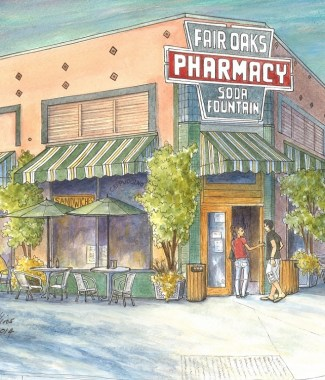 Fair Oaks Pharmacy, South Pasadena