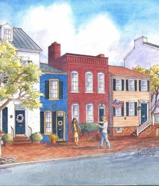 Queen Street, Old Town Alexandria VA  (1024x798)
