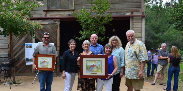 My latest Historic Preservation Award — Carriage Barn in Monrovia, CA